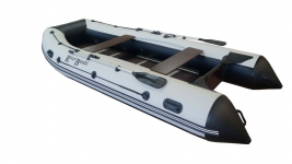 Лодка RiverBoats RB-370 (киль)