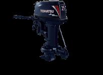 Мотор лодочный Tohatsu M 25 JET