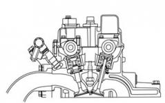 Регулировка зазоров клапанов ПЛМ