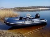 Лодка CompAs 350