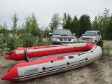 Лодка CompAs 400