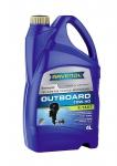 RAVENOL Outboard 4T SAE 10W-40  4L