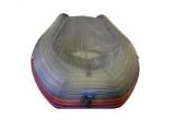 Усиление днища лентой PVC 90 мм