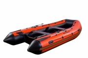 Лодка RiverBoats RB-430 (киль)
