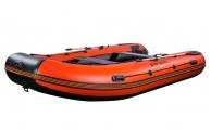 Лодка RiverBoats RB-390 (киль)
