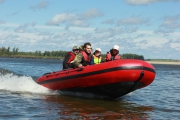 Лодка Гидра-450