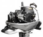 Мотор лодочный Seanovo SNF6HS с баком 12л