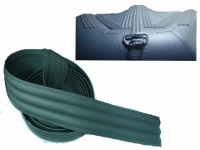 Лента PVC 60 мм серая