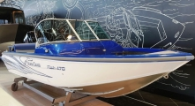 NorthSilver Fish 470