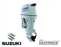 Мотор лодочный Suzuki DF140ATL(X) WHITE