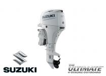 Мотор лодочный Suzuki DF50ATS(L) WHITE