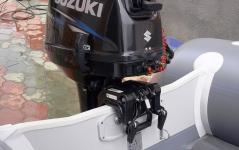 Лодка Гидра-380