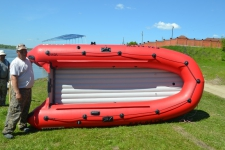 Лодка Гидра-400