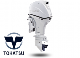 Мотор лодочный Tohatsu MFS 60 ETL WHITE