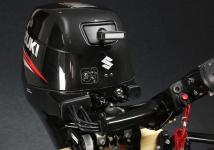 Мотор лодочный Suzuki DF8AS