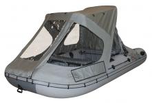Ходовой тент для лодки ПВХ