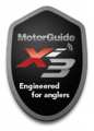 "Motorguide Xi3 55 54"" SW PINPOINT GPS"